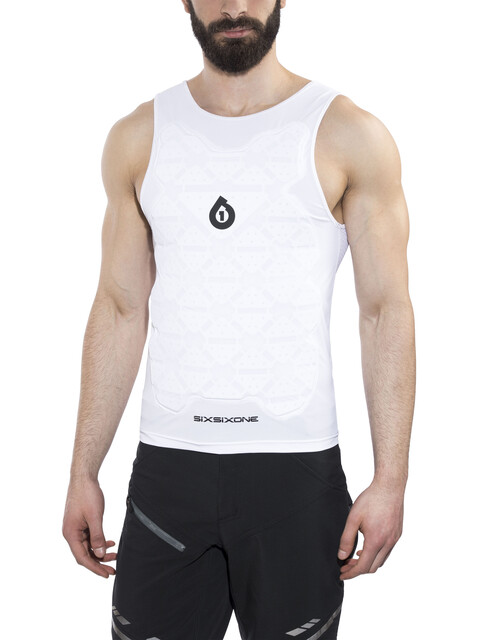 SixSixOne Blaster Shirt ärmellos white